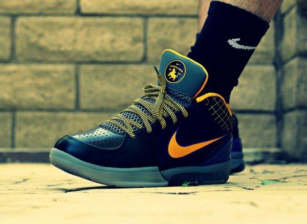 11-Nike Kobe 4 Carpe Diem - Never Wear Them