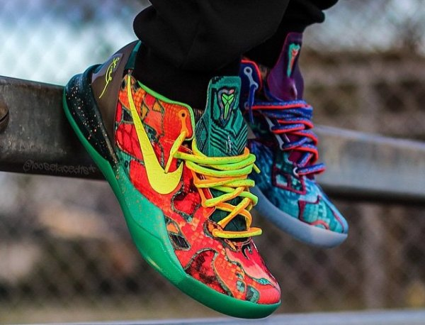 13-Nike Kobe 8 What The Kobe - @looselaced1