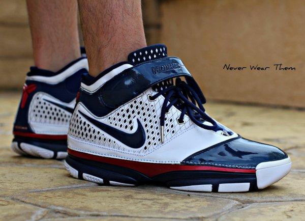 14-Nike Kobe 2 USA - Never Wear Them