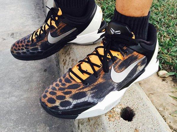 14-Nike Kobe 7 Cheetah - @trillwill100