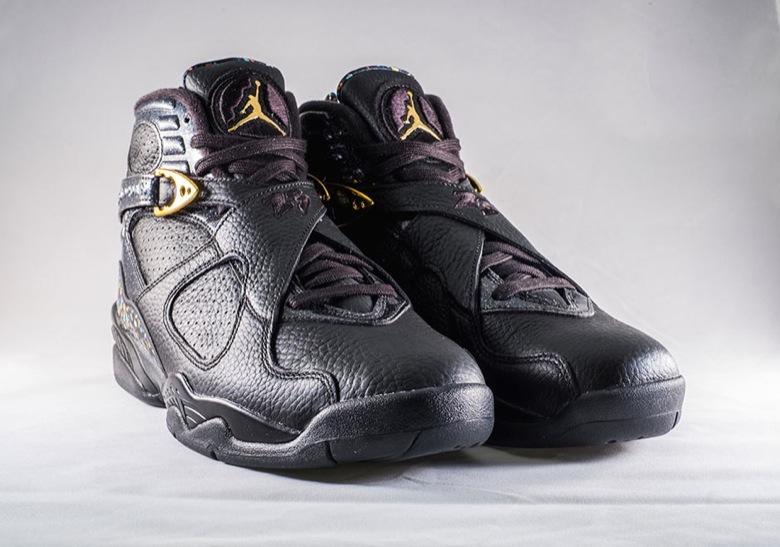 Air Jordan 8 Retro Celebration Confetti