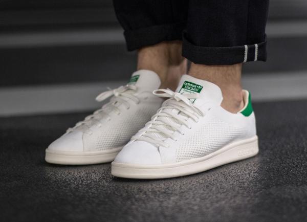 Adidas Stan Smith OG PK (Footwear White/Chalk White/Green)