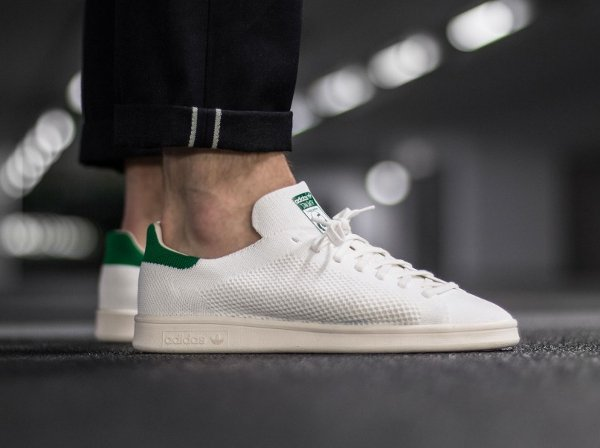 Basket Adidas Originals Stan Smith PK OG White Green (2)