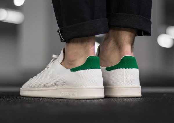 Basket Adidas Originals Stan Smith PK OG White Green (3)