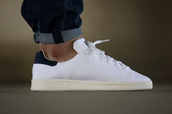 Basket Adidas Stan Smith OG PK Footwear White Core White (3)