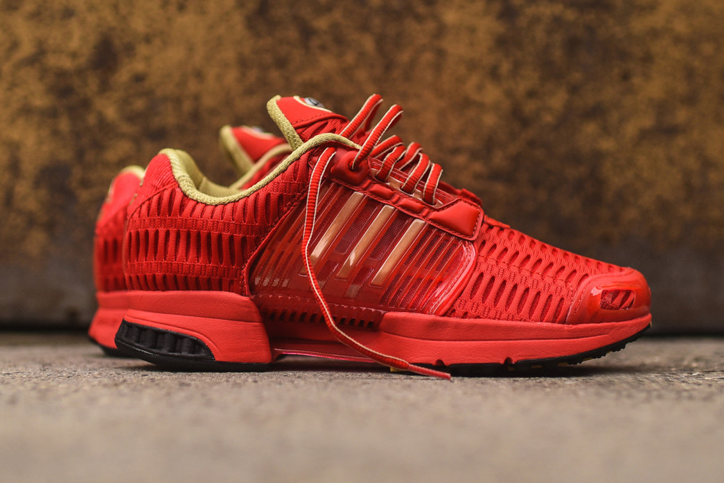 Basket Coca Cola x Adidas Climacool 1 Red Metallic Gold 2016 (2)