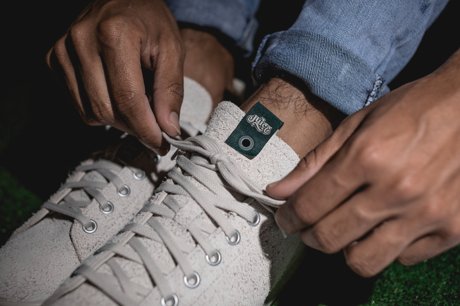Juice x Adidas Consortiuim Stan Smith