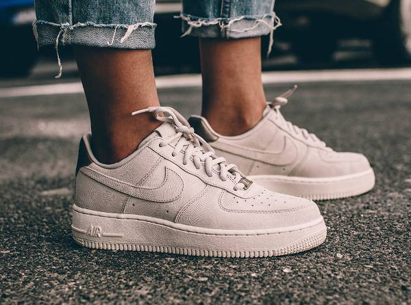 nike air force 1 rose femme