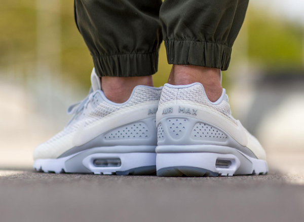 check-out f1245 fc2ee Nike Air Max BW Ultra Knit Jacquard PRM Sail Pure Platinum