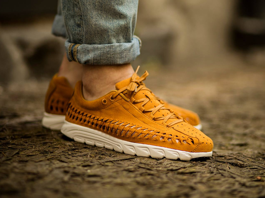 La collection Nike Mayfly Woven (printemps 2017)