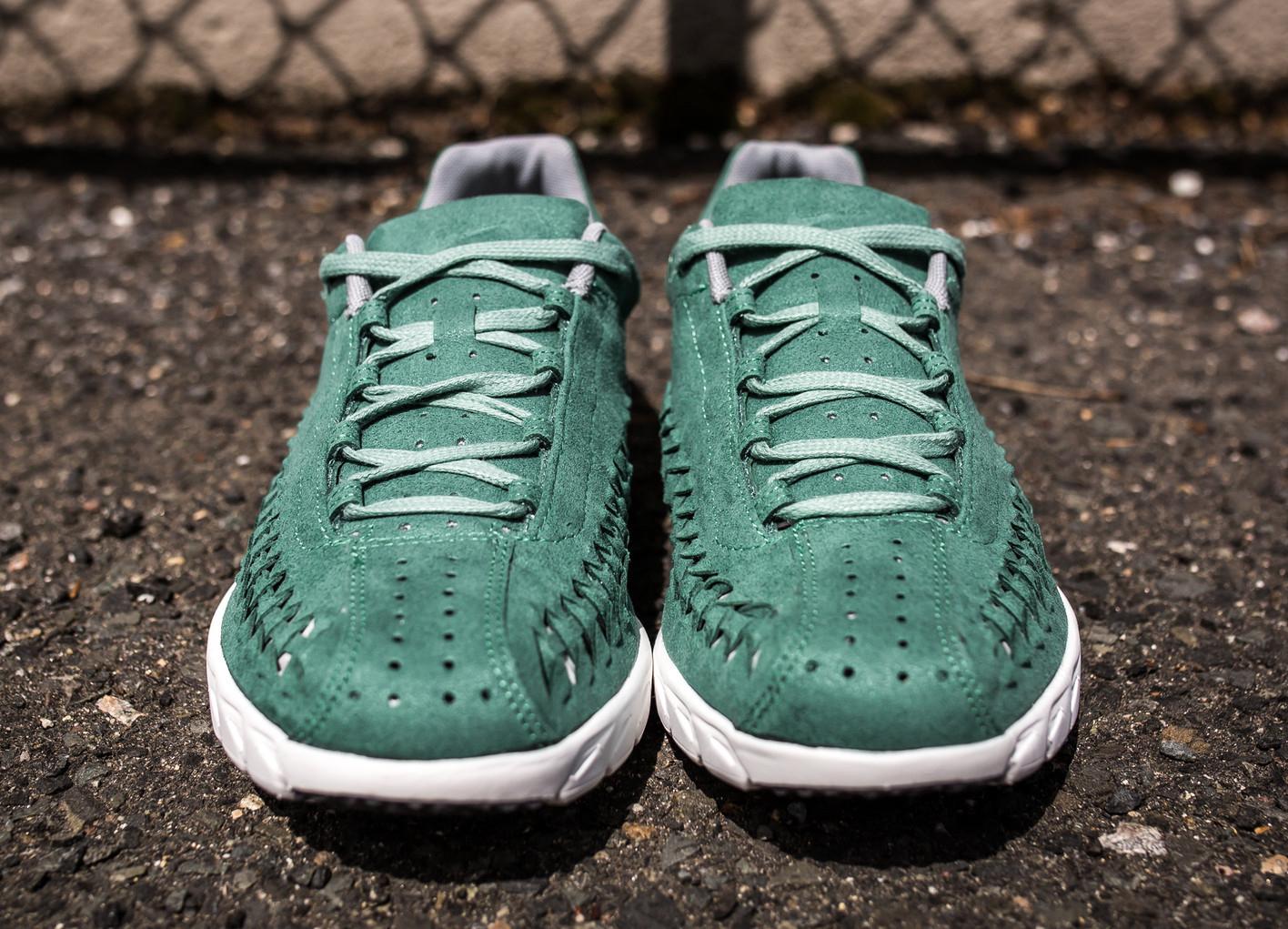 Basket Nike Mayfly Woven QS (Jade Glaze Dust Summit White) (2)
