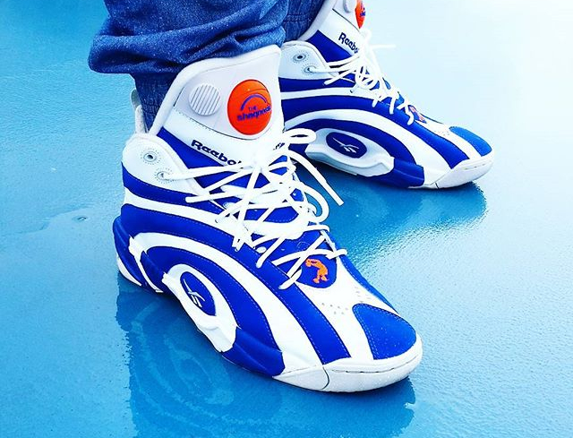 Basket Reebok Shaqnosis Pump Royal White (1)