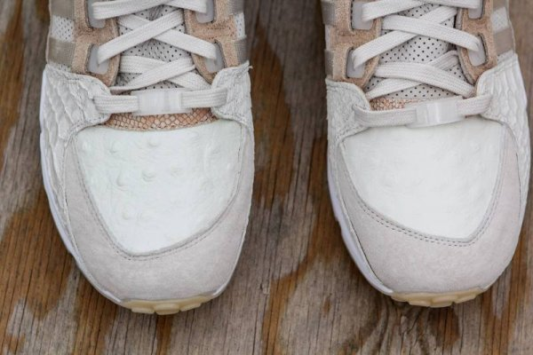 Chaussure Adidas EQT Support 93 Chalk White Clear Brown Off White (4)