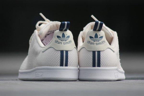 Chaussure Adidas Originals Stan Smith CK Chalk White (5)
