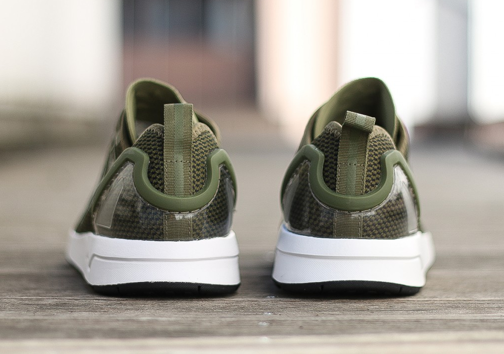 adidas zx flux femme kaki