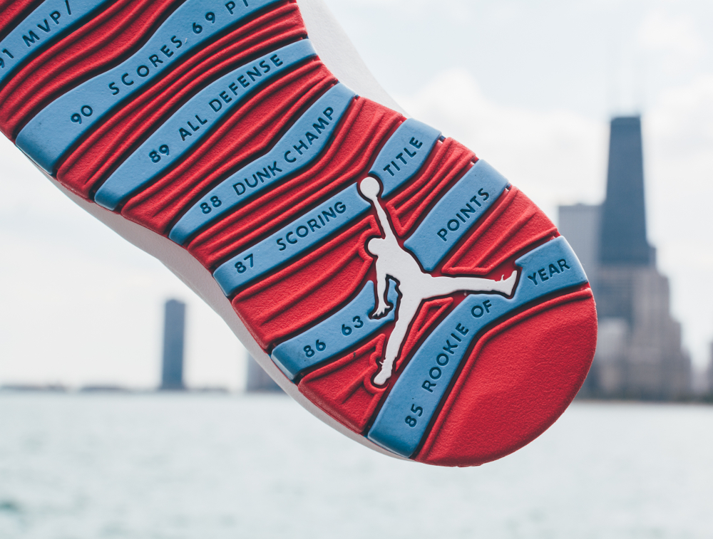 Chaussure Air Jordan 10 Retro Chi (7)