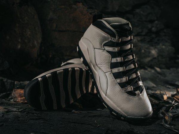 Chaussure Air Jordan 10 Retro Heiress (6)