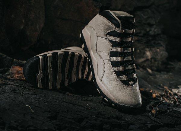 Chaussure Air Jordan 10 Retro Heiress (7)