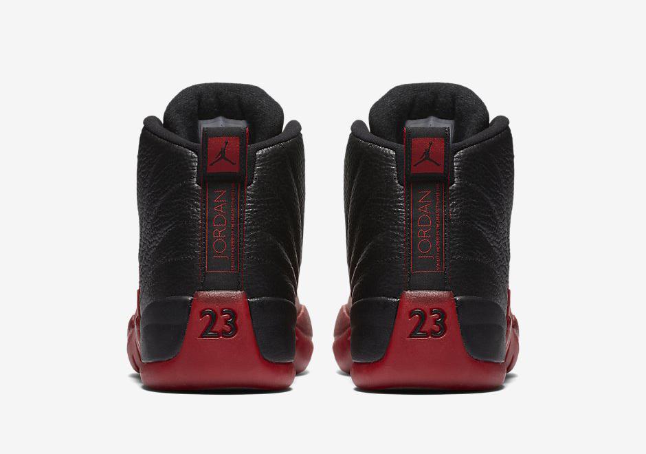 Chaussure Air Jordan 12 Retro 'Flu Game' 2016 (5)