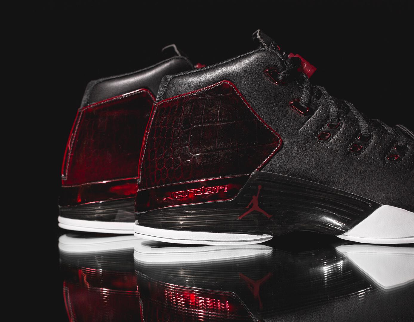 Air Jordan 17+ Retro 'Bred'