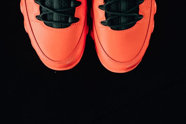 Chaussure Air Jordan 9 Retro Low 'Bright Mango' (5)