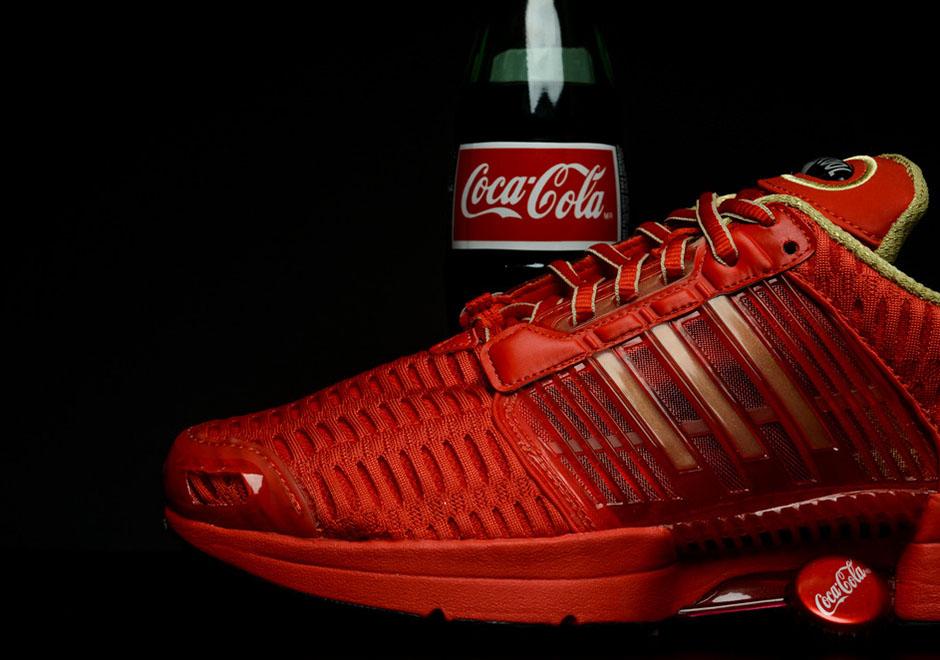 Coca Cola x Adidas Originals Climacool 1