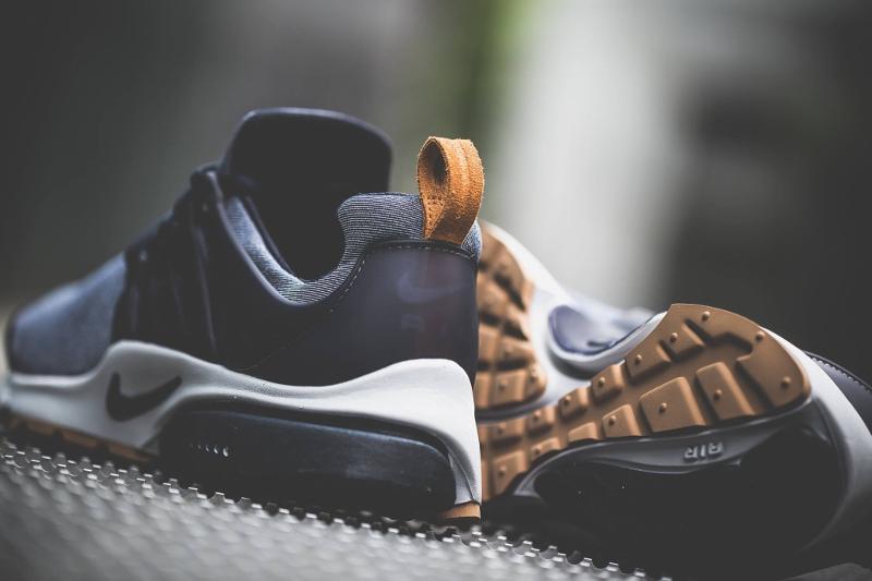 Air Nike Gum amp; Obsidian Prm Grey Denim Presto HdrxZqwd6