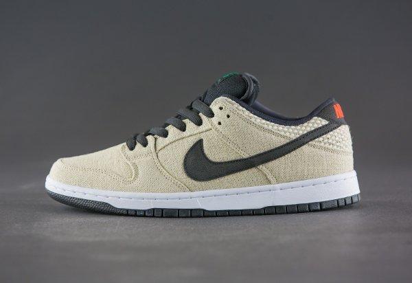 Chaussure Nike Dunk Low Pro SB Premium Hemp (Quickstrike) (1)