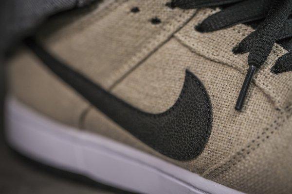 Chaussure Nike Dunk Low Pro SB Premium Hemp (Quickstrike) (2)