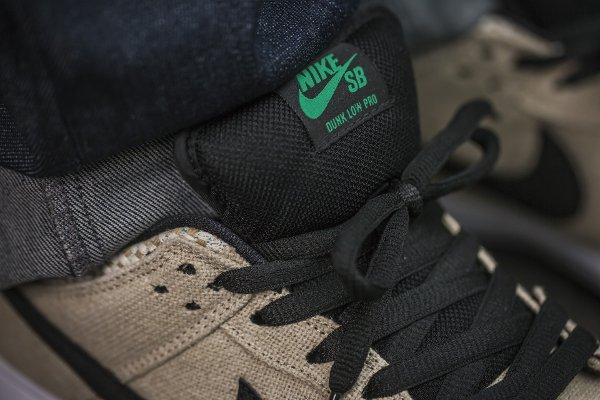 Chaussure Nike Dunk Low Pro SB Premium Hemp (Quickstrike) (4)