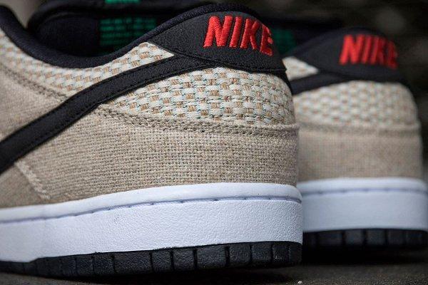 Chaussure Nike Dunk Low Pro SB Premium Hemp (Quickstrike) (5)