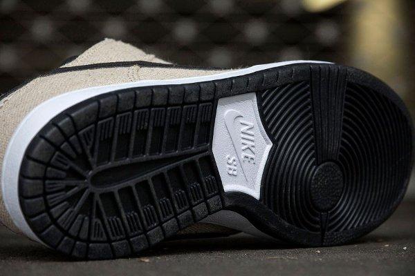 Chaussure Nike Dunk Low Pro SB Premium Hemp (Quickstrike) (6)