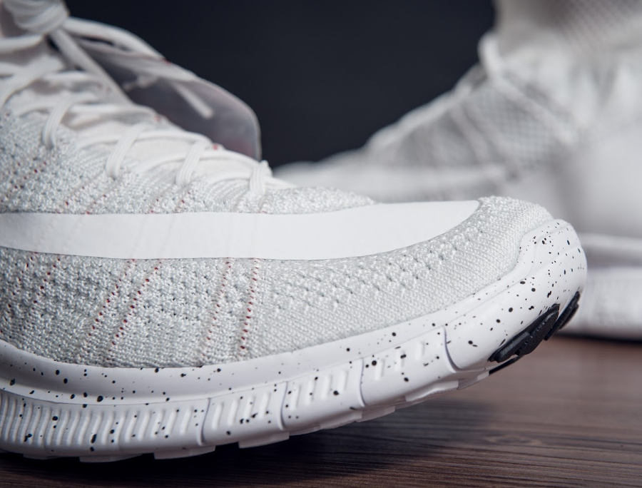 Chaussure Nike Free Mercurial Superfly 'All White' (11)