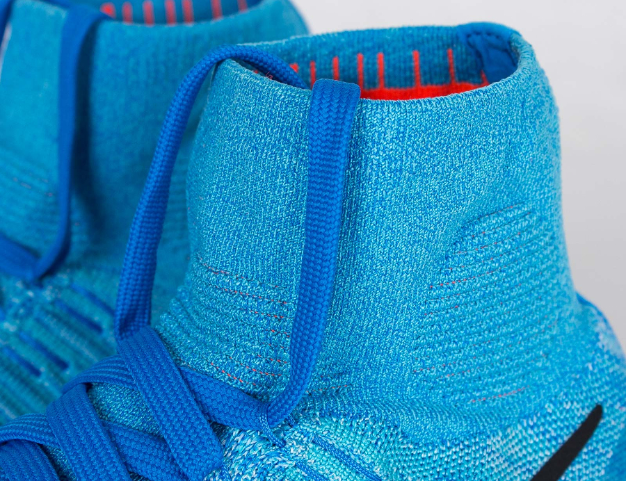 Chaussure Nike Lunarepic Flyknit Gamma Blue (4)