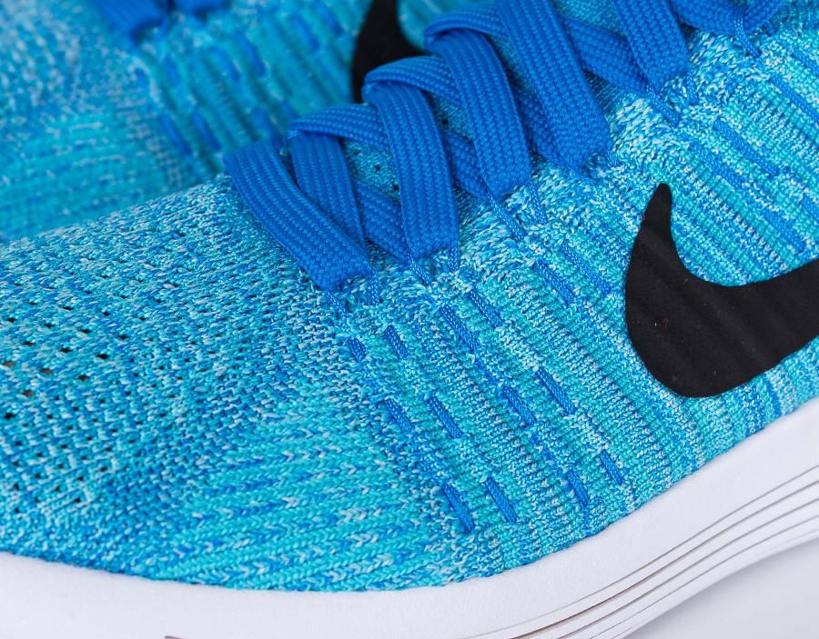 Chaussure Nike Lunarepic Flyknit Gamma Blue (5)