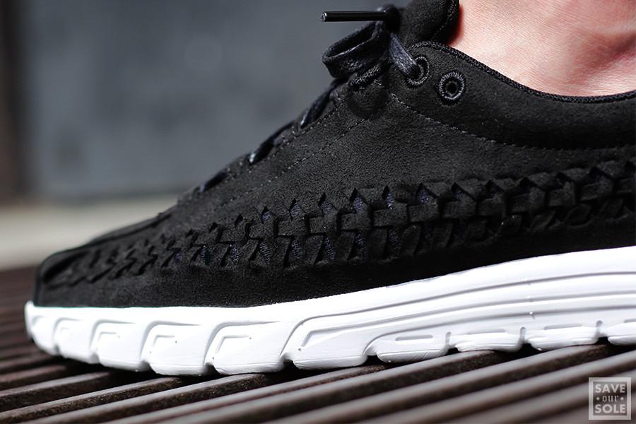 Chaussure Nike Mayfly Woven QS Black (3)