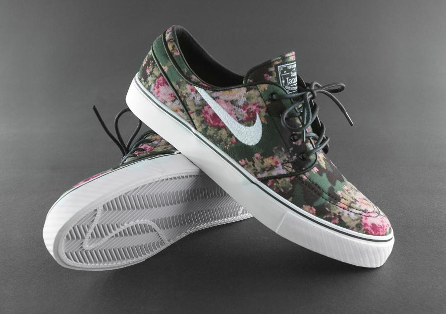 Chaussure Nike SB Stefan Janoski 'Digi Floral' 2016 (1)