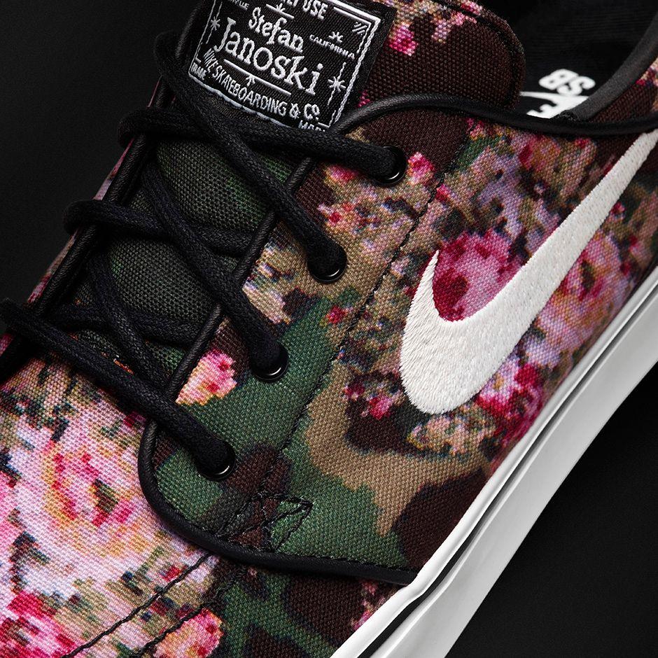 Chaussure Nike SB Stefan Janoski 'Digi Floral' 2016 (2)