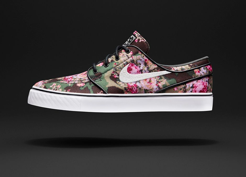 Chaussure Nike SB Stefan Janoski 'Digi Floral' 2016 (3)