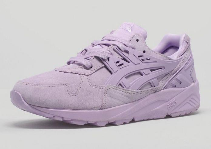 Chaussure Size x Asics Gel Kayano Trainer Lavender (1)