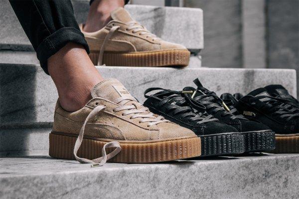 Rihanna, la première artiste à booster les ventes d'une marque de sneakers