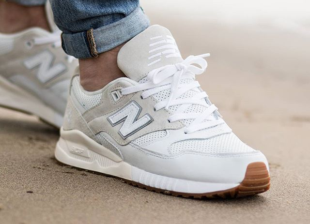 New Balance M530 Athleisure White Gum - @bijsmaak (2)
