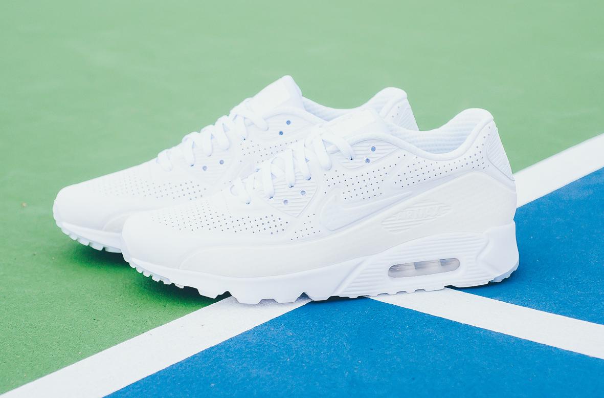 Nike Air Max 90 Ultra Moire 'White'