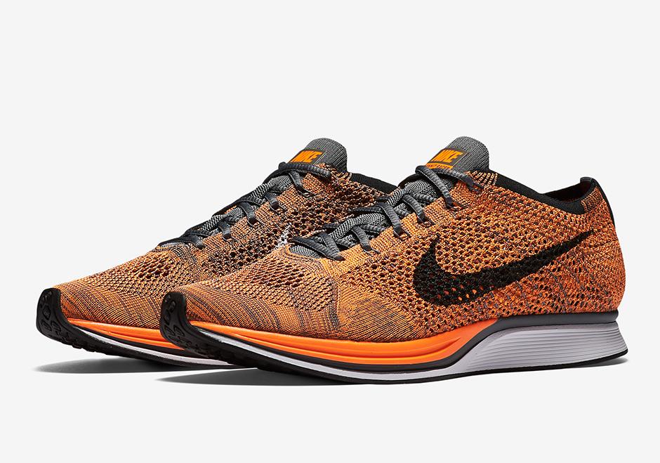 Nike Flyknit Racer 'Total Orange'