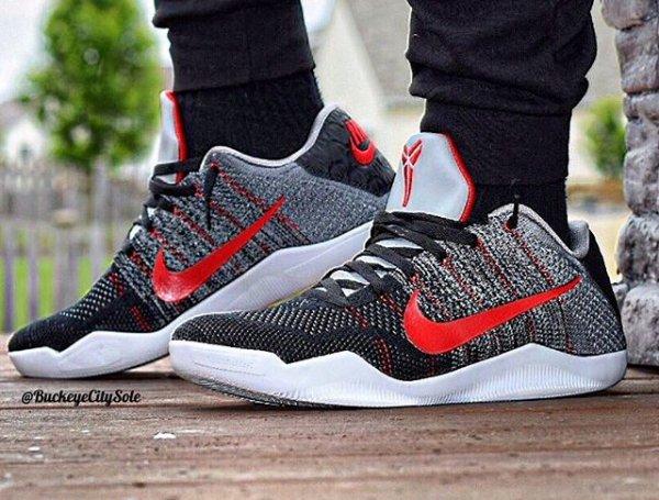 Nike Kobe 11 Elite Tinker Hatfield - @buckeyecitysole