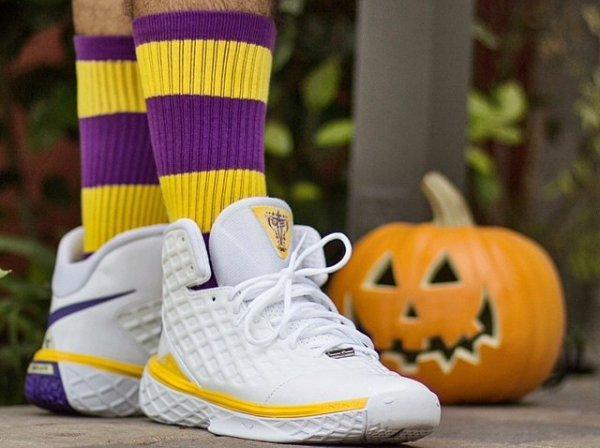 Nike Kobe 3 Lakers MVP - @meanbeangame24