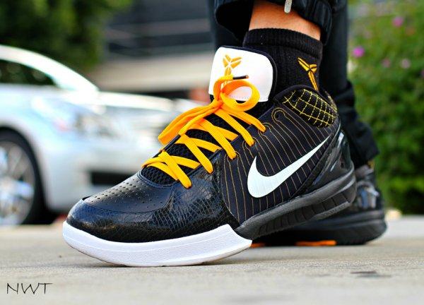 Nike Kobe 4 Del Sol - Never Wear Them