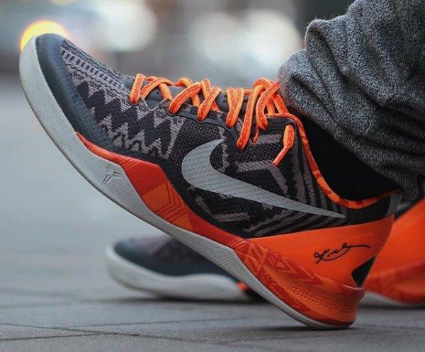Nike Kobe 8 BHM - @grapeylyle