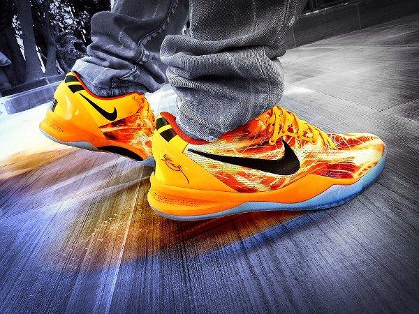 Nike Kobe 8 Spark - Psycollector2011