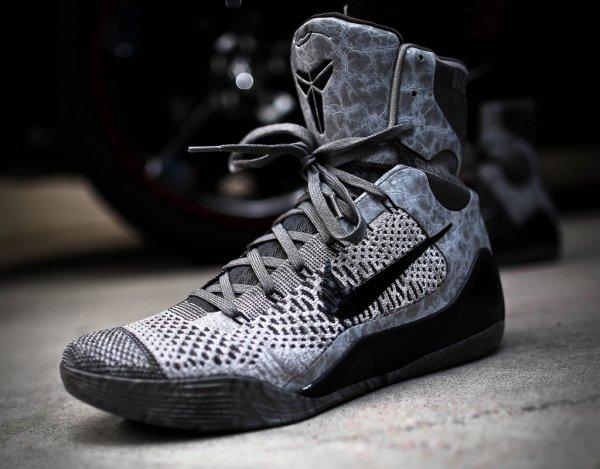 Nike Kobe 9 Elite Detail - KCbruins